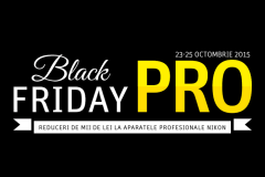 Black Friday PRO 2015 la YellowStore