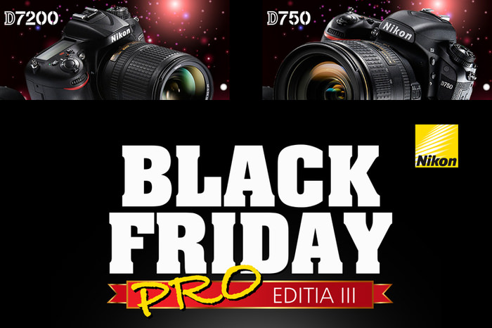Black Friday PRO 2015 Nikon