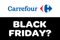 Cate zile de Black Friday la Carrefour vor fi in 2015?