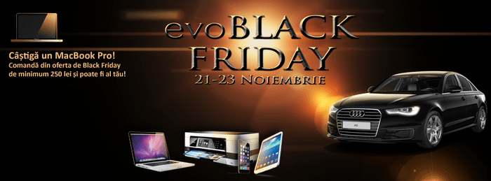 evoMAG Black Friday 2014