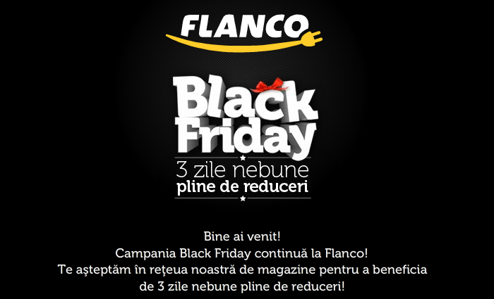 Flanco Black Friday 2011