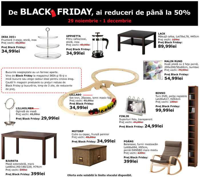 IKEA Black Friday 2013