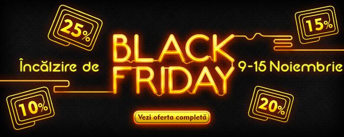 Interlink pre Black Friday 2015