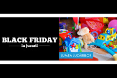 Jucarii Black Friday