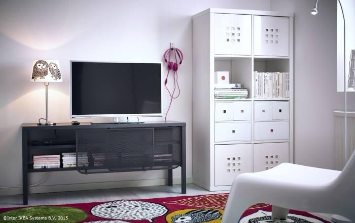 Mobila camera zi IKEA