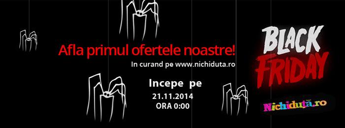 Nichiduta Black Friday 2014
