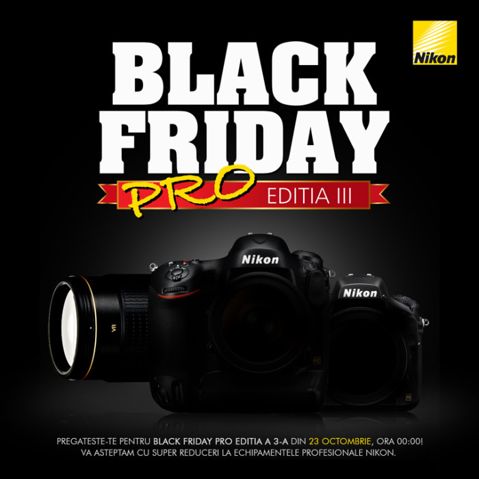 Nikon Black Friday PRO 2015
