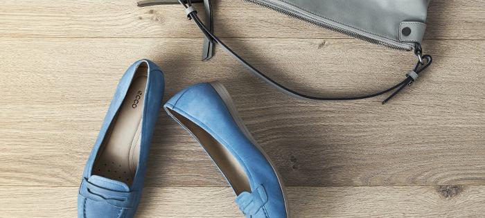 Pantofi geanta dama Ecco