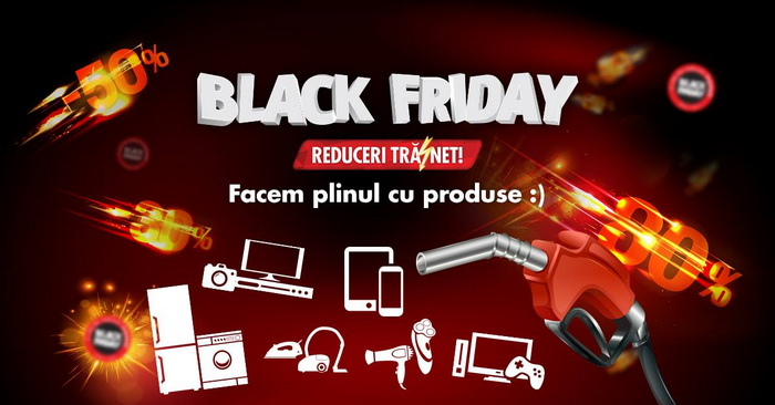 Preziceri Flanco Black Friday 2015
