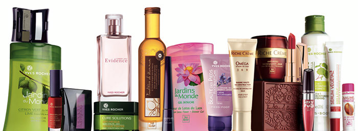 Produse cosmetice Yves Rocher