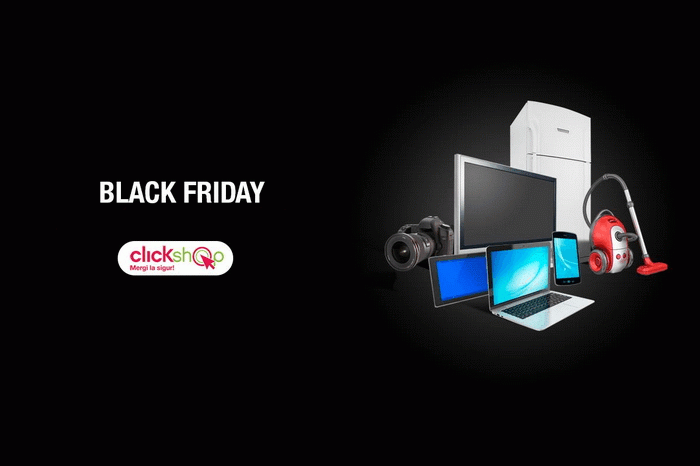 Black Friday Clickshop promotii