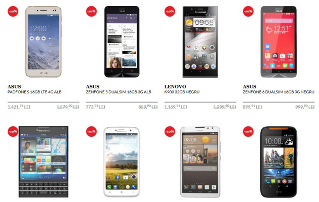 10% reducere de Black Friday 2014 la QuickMobile