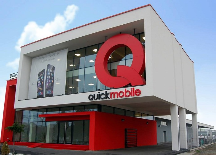 Sediul central QuickMobile