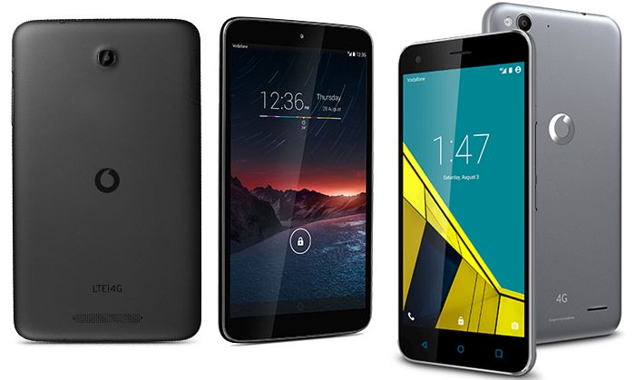 Vodafone Smart Tab-4G si Vodafone Smart Ultra 6