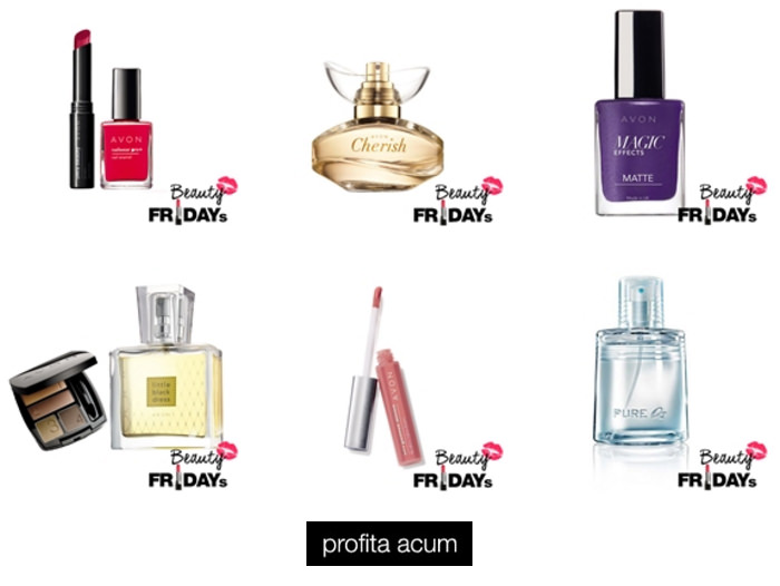 Beauty Fridays 2015 AVON