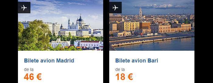 Bilete avion Sale Week 2015 Vola