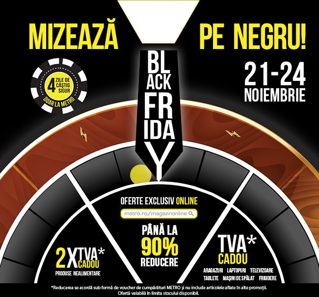 Black Friday 2013 Metro