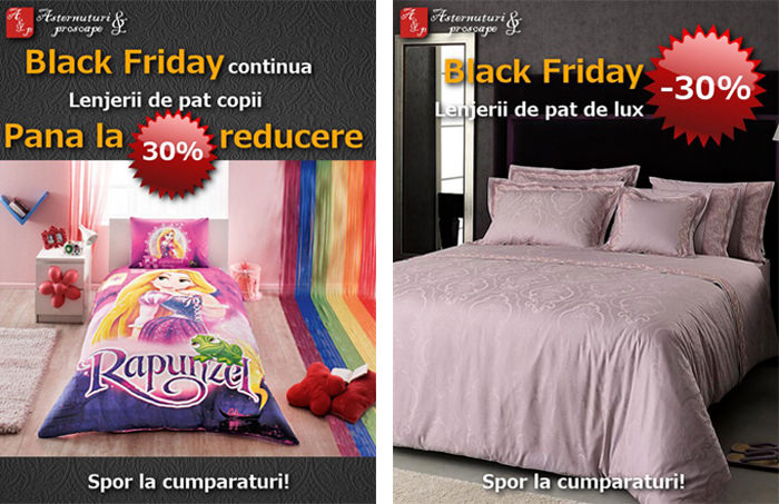 Black Friday 2014 Asternuturi Prosoape