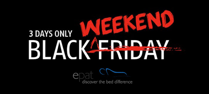 Black Friday 2014 ePat