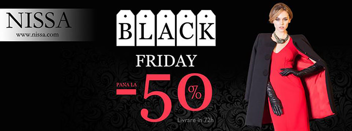 Black Friday 2014 Nissa