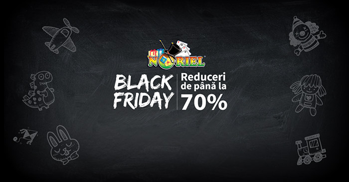 Black Friday 2015 continua Noriel