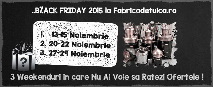 Black Friday 2015 Fabrica De Tuica