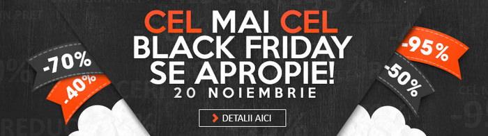 black friday 2015 la cel.ro