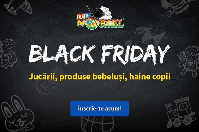 Black Friday 2015 la Noriel