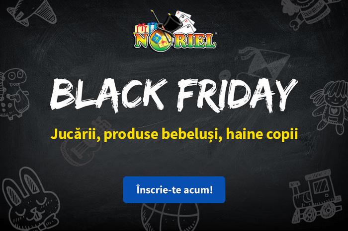 Black Friday 2015 la Noriel