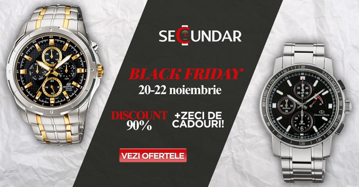Black Friday 2015 Secundar