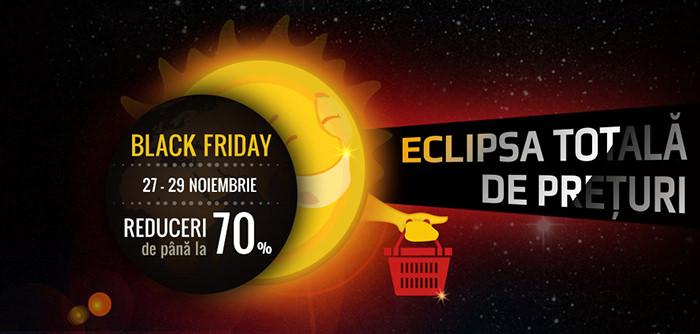ZorileStore Black Friday 27-29 noiembrie 2015