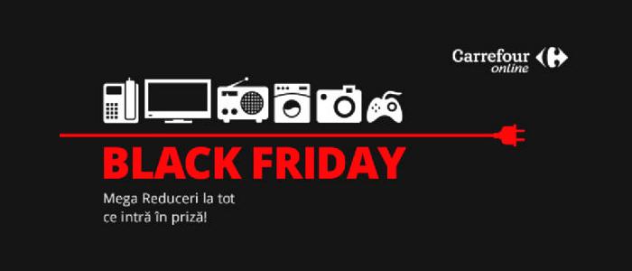 Black Friday Carrefour Online