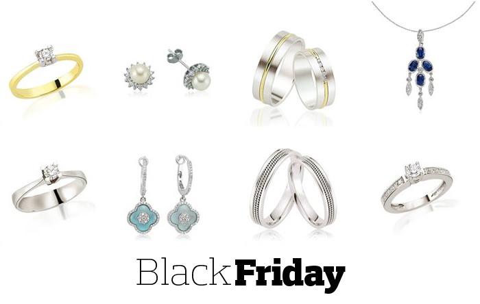 Black Friday bijuterii