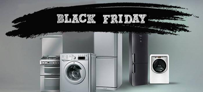 Black Friday electrocasnice