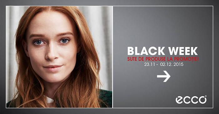 Black Week 2015 Ecco