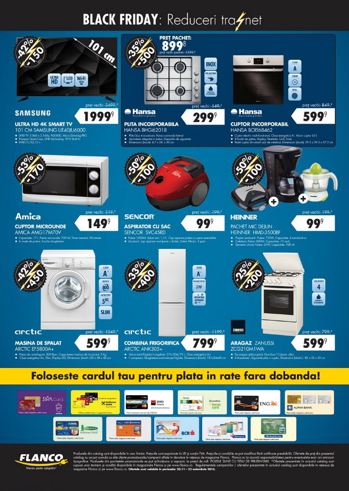 catalog flanco black friday 2015 pagina 12
