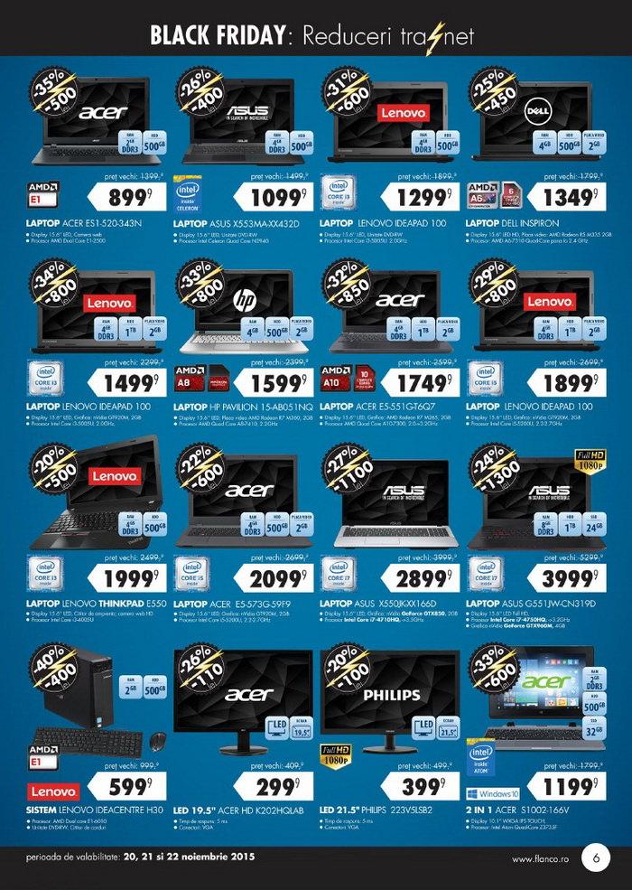 catalog flanco black friday 2015 pagina 6