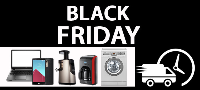 Conditii livrare Black Friday 2015 electro-IT