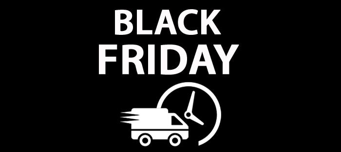 Conditii livrare Black Friday 2015