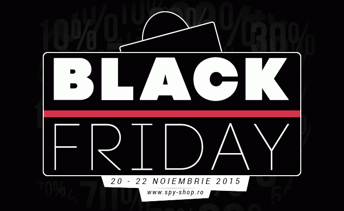 data Black friday 2015 spy-shop