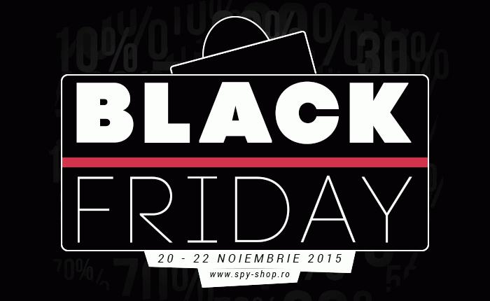 data Black friday 2015 spy-shop