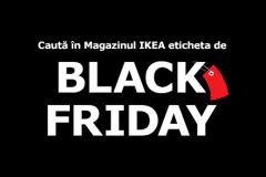 IKEA Black Friday eticheta
