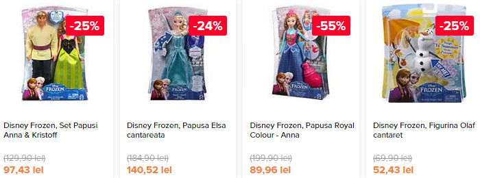 Jucarii Disney Black Friday 2015 Elefant