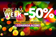 Dream Week – reduceri la Kurtmann de Black Friday 2015