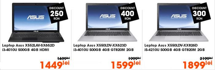 Laptopuri Black Friday 2014 CEL.ro