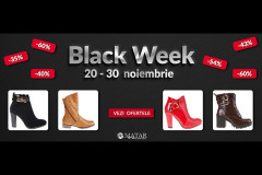 Black Week continua valul de reduceri la Matar de Black Friday 2015