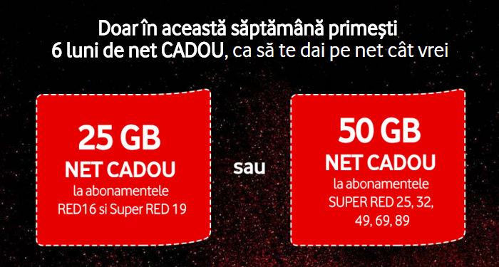 Net cadou Vodafone Black Friday 2015