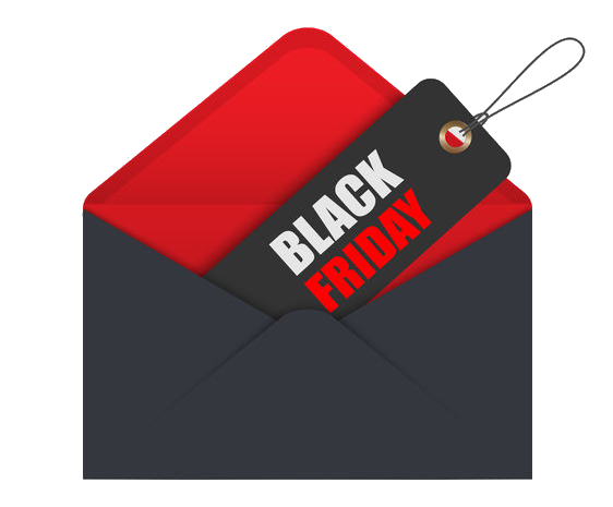 Newsletter Black Friday