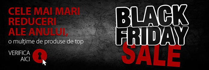 Oferte Aoro Black Friday 2015