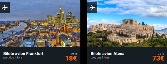Oferte bilete avion Sale Week 2015 Vola